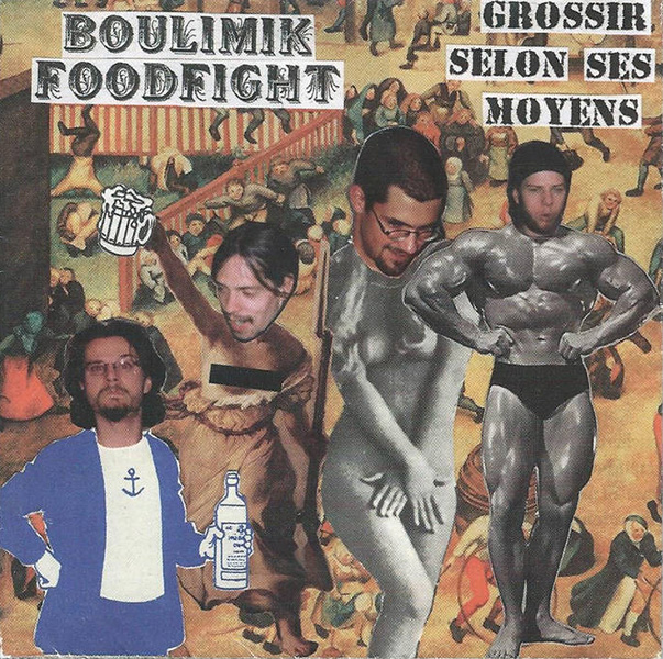 Boulimik Foodfight